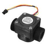 Sensore misuratore di portata acqua 60L / min DN20 G3/4 Pollici DC 5V Interruttore contatore flussometro