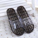 Deslizamento Casual Em Massagem Banheiro sapatos Deslizamento Em Chinelos Em Casa