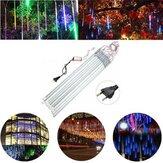 50cm 10tubes 540 LED chuva de meteoro chuva luz natal xmas árvore decoração com driver eu plug
