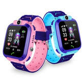 Waterproof Kid Smart Watch Children Anti-lost Safe GPS Location Tracker SOS Call