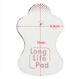 12PCS Pads de substituição de eletrodos para Omron Massageadores Elepuls Long Life Pad