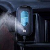 Baseus DHMNC-01 / DHMNC-15 przenośny samochód mini magnetyczny rozpylacz powietrza rozpylacz zapachów ładowanie USB Nano atomizacja