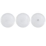 12W LED Ceiling Light Infrared Sensor/Voice&Light Control Kitchen Night Lamp