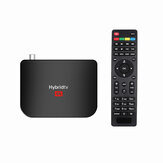 MECOOL M8S PLUS T2 ARM 2GB رام 16GB روم 2.4G WIFI IR مراقبة أندرويد 9.0 4K VP9 H.265 DVB-T / T2 Internet TV Box