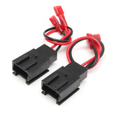 Peugeot 206 & Citroen Speaker Adapter Lead Loom Connectoren PC2-821 Pair