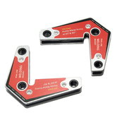 MW3-6090S Strong Welding Corner Magnet/Magnetic Holder Twin Pack