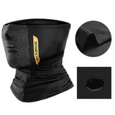 ROCKBROS Balaclava Scarves Absorb Sweat Breathable Neck Scarf Anti-UV Windproof Running Cycling Tactical Face Mask