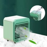 3 في 1 مكيف هواء محمول مرطب 3 سرعات تبريد بخاري مروحة تبريد منخفضة الضوضاء للمكتب المنزلي