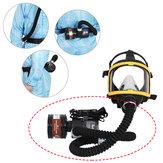 Aliran Listrik Disediakan Pompa Fed Air Set Pompa Udara + Filter Tabung + Charger untuk Masker Wajah Penuh