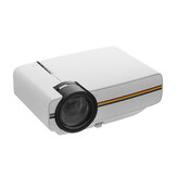 AAO YG400 Portable LCD Projector 1080P 1200 lumens 800*480 Resolution Remote Control Projector Home Theater