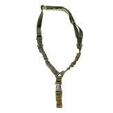 Single Point Tactical Sling Rope Multifunctional Adjustable Safety Rope Sport Oblique Shoulder Quick Release Camera Strap