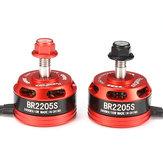Racerstar Racing editie 2205S BR2205S 2600KV 2-4S borstelloze motor voor 210 220 250 280 voor RC Drone FPV Racing