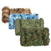 4mX2mCamoFiletDeCamouflageFilet Pour Couverture De Voiture Camping Woodland Militaire Chasse Tir