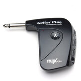 NUX GP-1 Portable Electric Guitar Amplifier Amp Mini Headphone Amp Built-in Distortion Effect Top Quality Guitar Parts