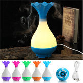 LED Essentiële Olie Diffuser Ultrasone Luchtvochtiger Aromatherapy Purifier Night Light