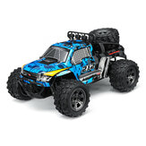 1/18 2.4G 2WD 100m Long Distance Control RC Car Off Road Dessert Buggy