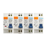 TAIXI® DZ30LE-32 10A/16A/20A/32A Circuit Breaker Intelligent Short Current Leakage Protection