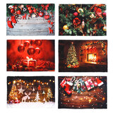 3D Christmas Wall Hanging Cloth Photo Background Cloth Hanging Painting Tapestry Wall Decoration Blanket Photography Backdrops