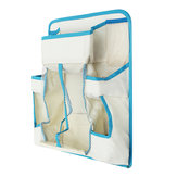 Baby Diapers Bags Nursery Hanging Diaper Caddy Wipes Crib Nappy Storage Holder Bag Baby Organizer
