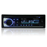 Car Audio Stereo Lettore MP3 Bluetooth Stereo Radio FM AUX con controllo remoto per iPhone X 8 / 8plus