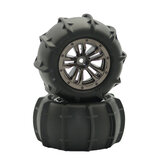 2Pcs Xinlehong Q901 Q902 Q903 aggiornamento 1/16 RC Car Wheel Desert Tire Vehicle Models