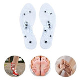 Silicone Shoe Pad Massage Insole Health Anti-Fatigue