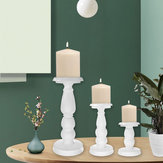 S/M/L Metal Candlestick Candle Holder Stand Wedding Party Table Home Decor Gift