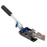 Alavanca de freio de mão de freio de mão de tração horizontal hidráulica Travão de mão Universal