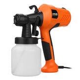 400W 220V Electric Paint Sprayer Spray Painting Tool For Cars Wood Furniture Wall Woodworking