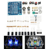 6J1 Pre-amp Tube Preamplifier Amplifier Stereo AC12V DIY  Kit