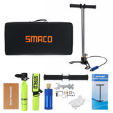 SMACO 0.5L Diving Scuba Cylinder Oxygen Respirator Tank Set