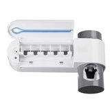 Sterylizator UV Szczoteczka Sanitizer Uchwyt szczoteczki do zębów Automatyczny wyciskacz pasty do zębów