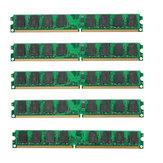 5PCS 2GB DDR2-800MHz PC2-6400 240PIN DIMM AMD Memoria scheda madre del computer RAM