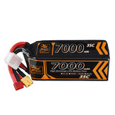 ZOP Power 18.5V 7000mAh 35C 5S XT60 Plug Lipo Battery for RC Car