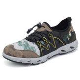 पुरुषोंकेआरामदायकसांसमेषआउटडोर लंबी पैदल यात्रा के एथलेटिक जूते