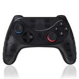 Wireless Bluetooth Switch Game Controller Gamepad com Gyro 6 Axis e Dual Vibration para Nintendo Switch / Switch Lite / PC