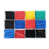 750Pcs Heat Shrink Tubing Tube Isolation Shrinkable Tube Wire Cable Sleeve Kit