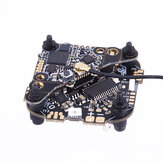 25.5x25.5mm FLYWOO GOKU GN413S Stack AIO 2-4S F4 Flight Controller 13A ESC VTX625 25/50/100/200/450mW Switchable for Toothpick FPV Racing Drone