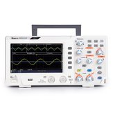 MUSTOOL MDS2112P Ultra-thin Dual Channel Digital Storage Oscilloscope With 100MHz Bandwidth 1GS/s Sampling Rate 7 inch TFT Color Screen Automatic Waveform Measurement