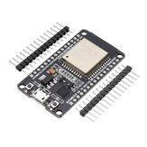 3 piezas Geekcreit® ESP32 WiFi + Placa de desarrollo Bluetooth Consumo de energía ultra bajo Núcleos dobles sin soldar