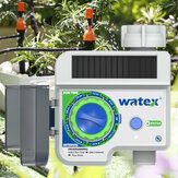 KCASA WX8004 Waterproof Solar Energy Automatic Watering Device Micro Spray Drip Irrigation Timer
