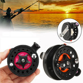 Mini TORCIA Reel Portable Travel Hunting TORCIA Tackle TORCIA Strumenti