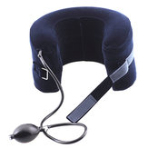 Yuwell Black Cervical Traction Device Outdoor Sports Fitness Yoga Fatigue Relax Cervical Traction Type C
