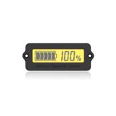 12V / 24V / 36V / 48V LY6W Chumbo-ácido Bateria Indicador de capacidade LCD Medidor de visor digital de lítio Bateria Testador de detector de nível de potência