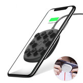 Baseus Spider Suction Cup Qi Wireless Charger Charging Pad For iPhone XS Max XR Note 9 S9+