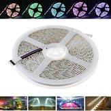 5M SMD 5050 300 LED Su Geçirmez RGBW Şerit Esnek Bant Işık Noel Ev Dekorasyonu Lamba DC12V
