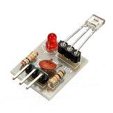 レーザーレシーバーモジュール非変調器チューブレーザーセンサーモジュール