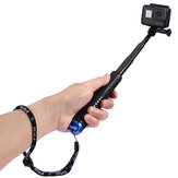 PULUZ PU150 Handheld Extendable Pole Monopod Selfie Stick for Action Sport Camera