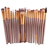 20Pcs Professional Makeup Brush Cosmetic Synthetic Hair Brus