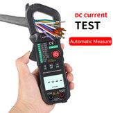 WinAPEX 8204 Inteligente Automático True RMS Abrazadera Medidor Medición de corriente CC con medición de temperatura AC / DC Multímetro
